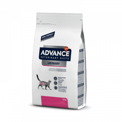 ADVANCE - CROQUETTES CHAT VETERINARY DIETS URINARY 3KG