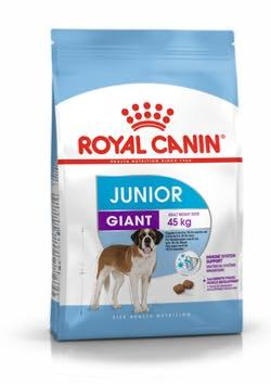 ROYAL CANIN - CROQUETTES GIANT JUNIOR 15KG